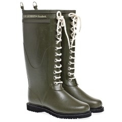 Ilse Jacobsen boots- army