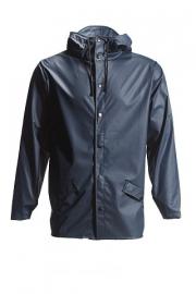 RAINS jacket - indigo