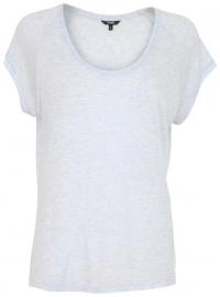Licht blauw t-shirt