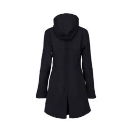 Ilse Jacobsen jas special edition - zwart grijs
