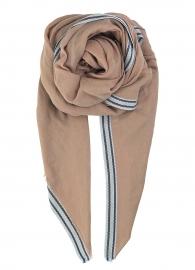 Beck Sondergaard sjaal - Petra  camel