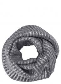 Beck Sondergaard tube sjaal - zilver
