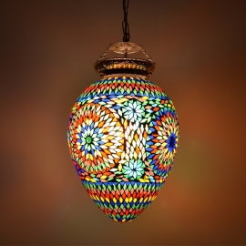 Oosterse hanglamp - papaja-MC