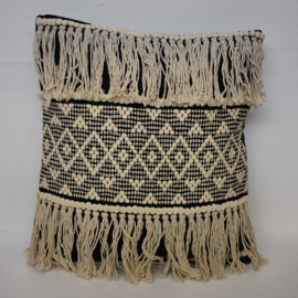 oosterse -Berber - Pompom- zigzag