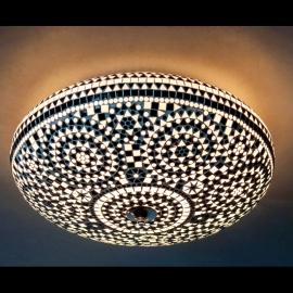 oosterse mozaïek plafonniere - diameter 50 cm.