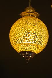 oosterse mozaïek hanglamp - diameter 25 cm-B/B