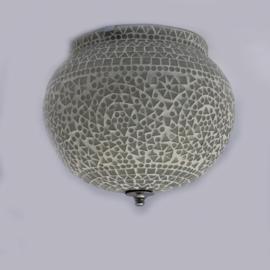 oosterse mozaïek plafonniere - diameter 25 cm-Lamp-Bathroom-TRP