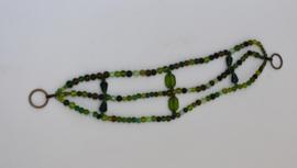 embrasse glaskralen - passend bij kralengordijn