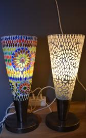 Tafellamp  Mozaiek  cone