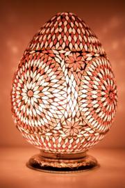 Oosterse tafellamp - papaja