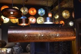 Oosterse hanglamp filigrain stijl-Horizontaal