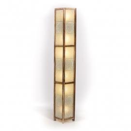 oosterse vloerlamp mozaïek - 180 cm.