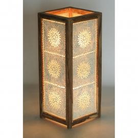 oosterse vloerlamp mozaïek - 60 cm.