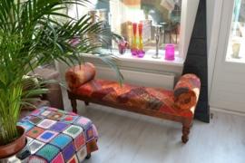 sofa - orange