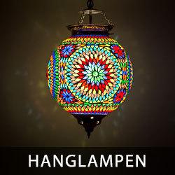 oosterse hanglampen in diverse uitvoeringen