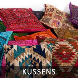 collectie kussens