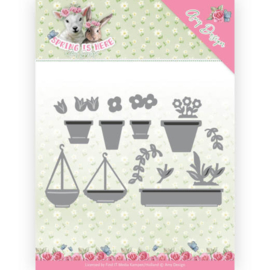 Amy Design - Spring is Here - Flowerpots