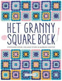 Haakboek: Het Granny Square boek
