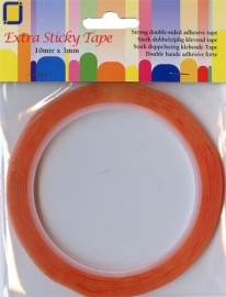 Extra Sticky Tape, 3mm