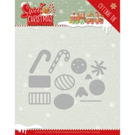Yvonne Creations - Sweet Christmas - Sweet Christmas Candy