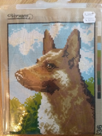Borduurpakket: Hond