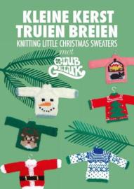 Breiboek: Kleine Kerst Truien Breien