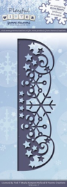 Snowflakes Border