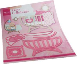 Marianne D Collectables Eline's Babybedje