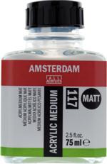Acrylmedium  mat