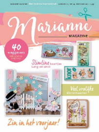 Marianne D Magazine Marianne nr 49