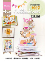 Marianne D Leaflet The Collection #100 2021
