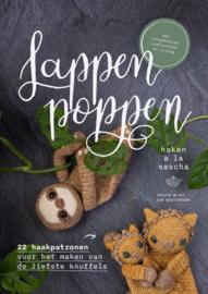 Haakboek: Lappenpoppen haken