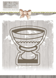 Precious Marieke - Rustic Christmas - Stone Vase