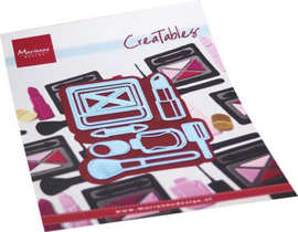 Marianne D Creatable Makeup set