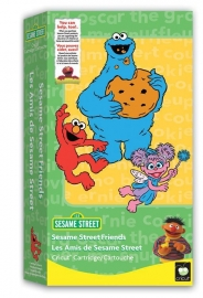Cricut cardridge: Sesame Street