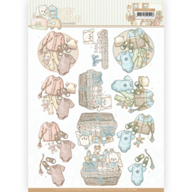 Yvonne Ceations -Newborn - 3D vel: Baby Clothes