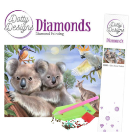 Diamond Painting: Wild Animals Outback