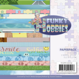 Yvonne Creations: Funky Hobbies Paperpack