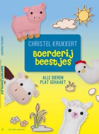 Haakboek: Boerderij Beestjes