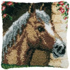 Knoopkussen: Paard