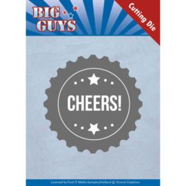 Yvonne Creations - Big Guys - Cheers