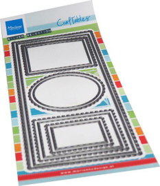 Marianne D Craftable Slim line Frames CR1537