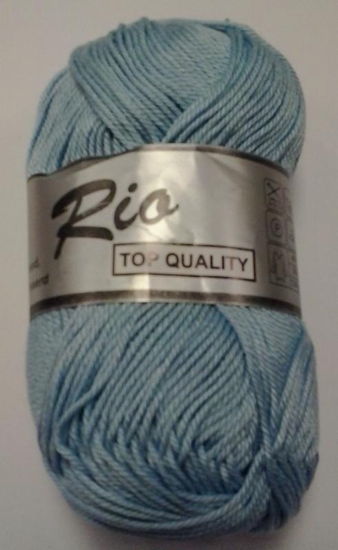 Rio: (011) : Licht Blauw