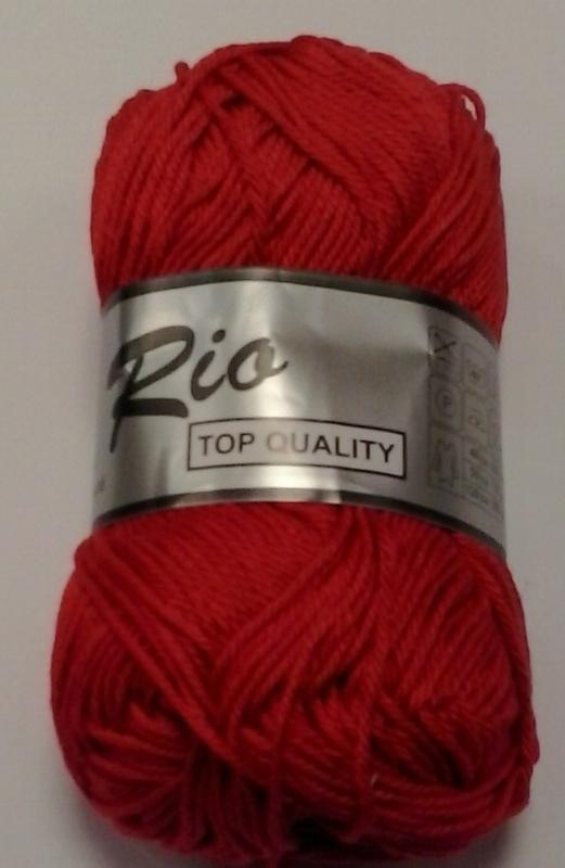 Rio: (043) : Rood