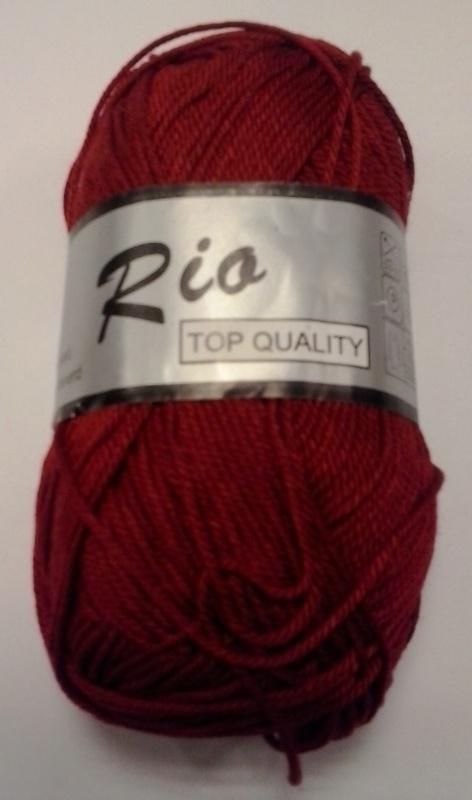 Rio: (042) : Bordeaux Rood