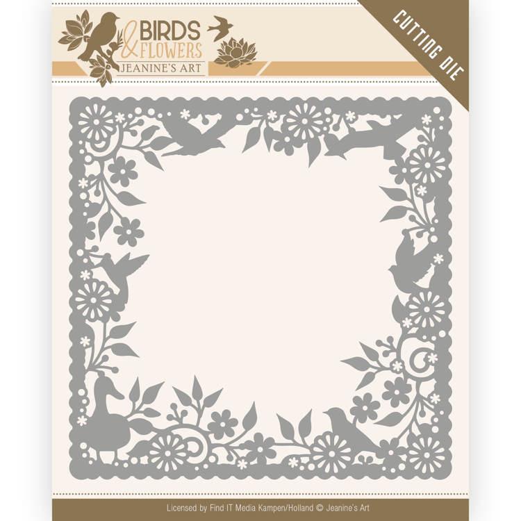 Birds & Flowers: Birds Frame