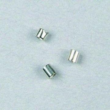 Knijpkraal 1,5 x 1,5 mm (100st)