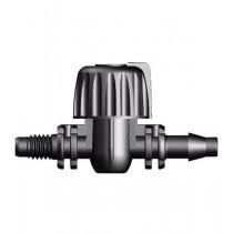 2x kraan tbv 4/6mm slang