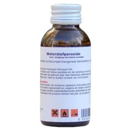 Waterstof peroxide 27%   250ml