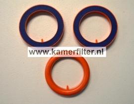 Ring luchtuitstromer 100mm